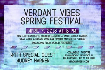 Verdant Vibes Spring Festival April 7 2018 u2014 8 pm. Columbus Theatre 270 Broadway Providence RI $12 advance / $15 at the door  sc 1 st  Verdant Vibes & Concerts - VERDANT VIBES